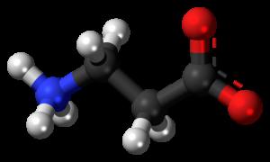 640px-Beta-Alanine-zwitterion-3D-balls