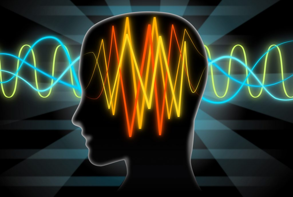 Vector Brain waves