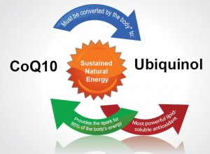"CoQ10 and Ubiquinol convert into each other as electrons are donated. Ubiquinol is considered the more poowerful ""activated"" form."