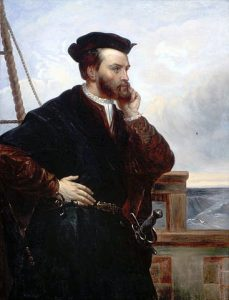In 1535, an icebound Jacques Cartier used Maritime Pine Tree bark tea gifted by Natives to ward off scurvy among sailors.