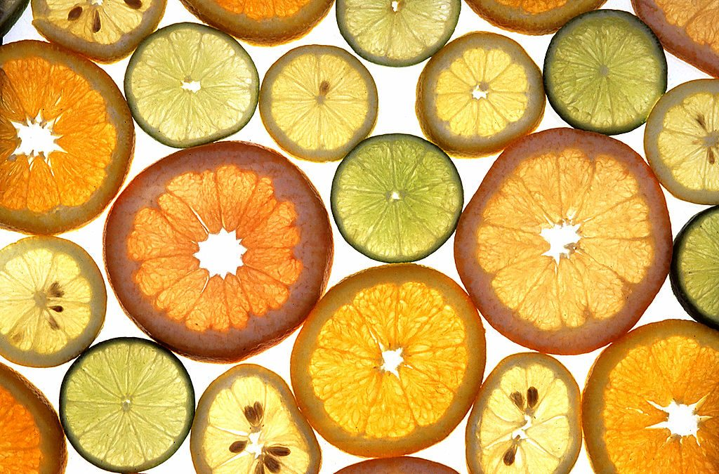 Citrus fruits are one of the best natural sources of Inositol. By Scott Bauer, USDA [Public domain], via Wikimedia Commons