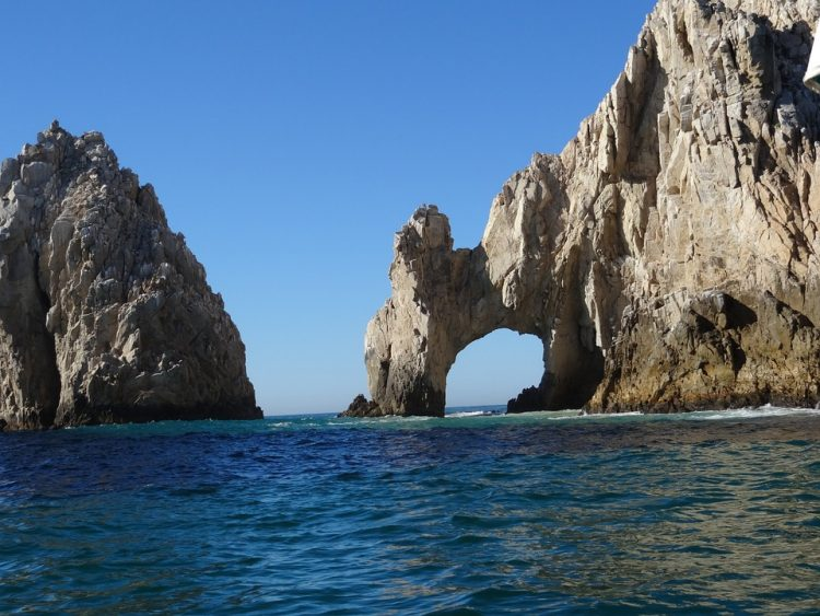 The Damiana Margarita is a popular drink in the Los Cabos area of Mexico.