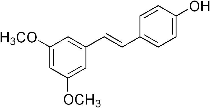 Pterostilbene 2D