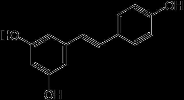 Resveratrol 2D