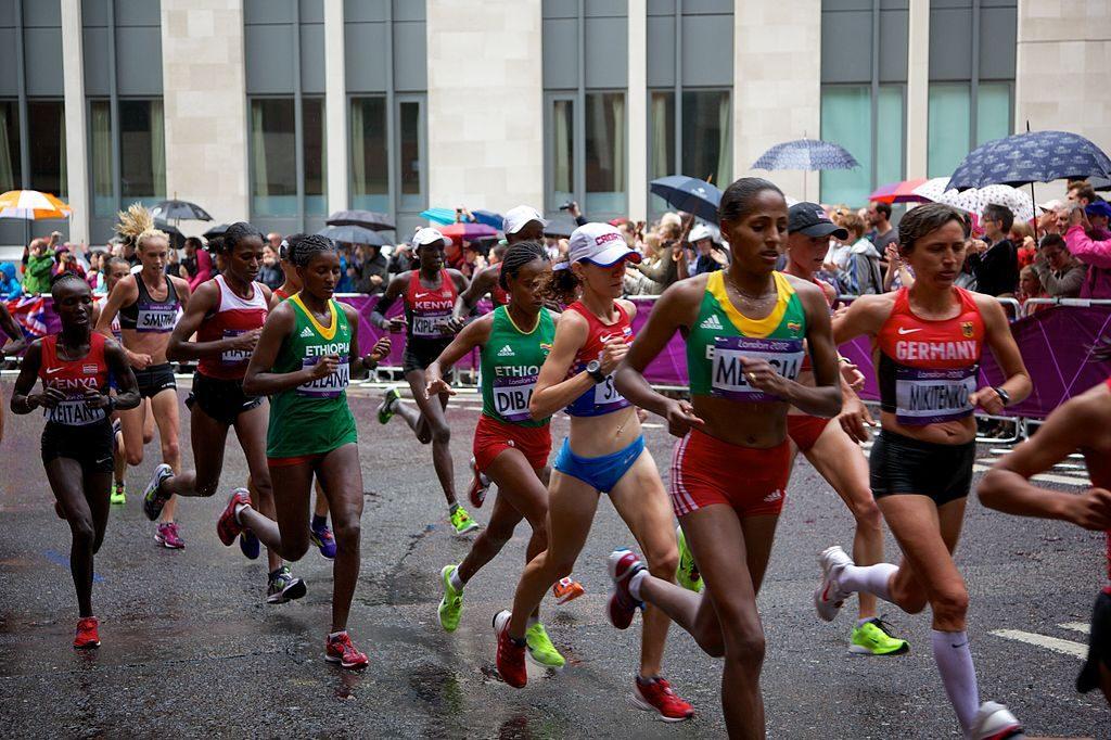 marathon runners beetroot juice