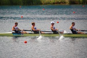 rowing performance beta alanine
