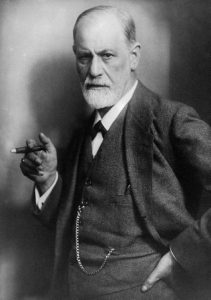 When you think of Freud, you think of libido... and if you think you don't, you most certainly do.