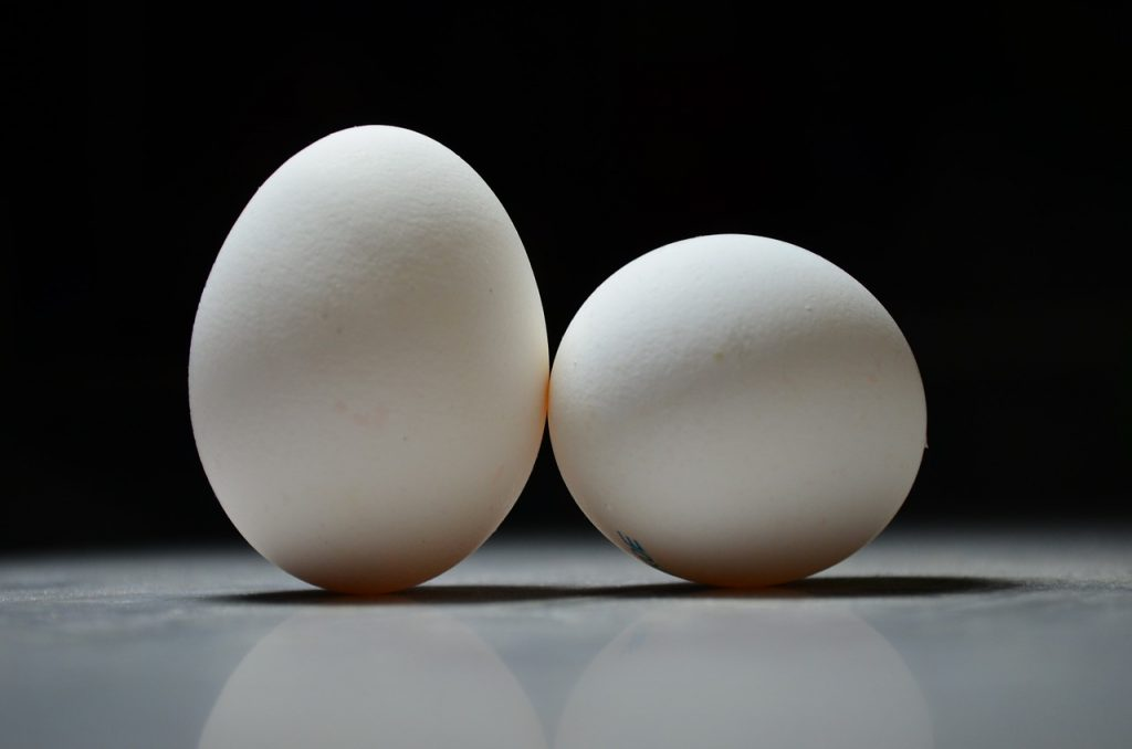 Eggs are are of the most nutritious foods in the world, which explains why most people prefer to eat them whole.