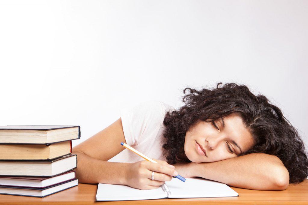 Adrafinil's suppression of sleepiness makes it a popular study aid.