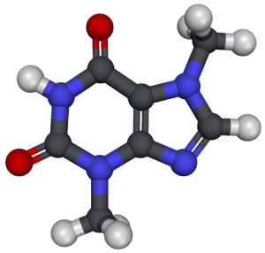 theobromine-3d-structure