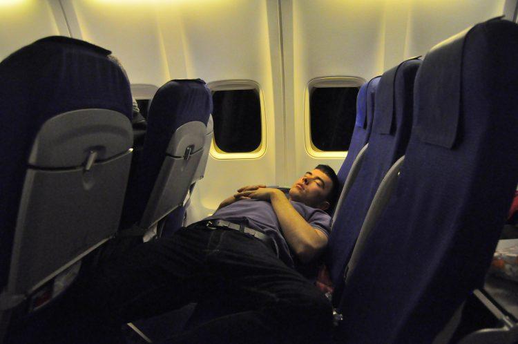 Jet lag. Image by BVStarr licensed under CC by 2.0