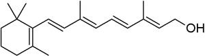Vitamin A. By Sergiy O. Bukreyev [Public domain], via Wikimedia Commons