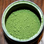 Matcha as Greens