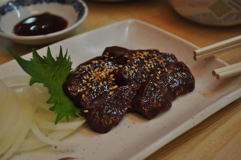 beef liver copper