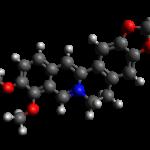berberine molecular formula
