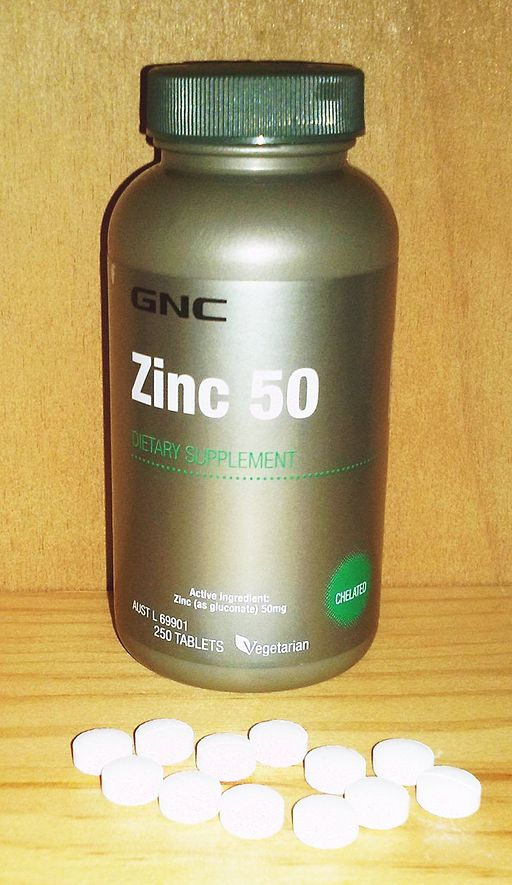 Zinc as a Nootropic - Supplements in Review
