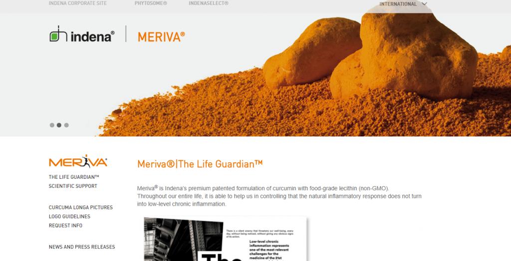 Meriva website