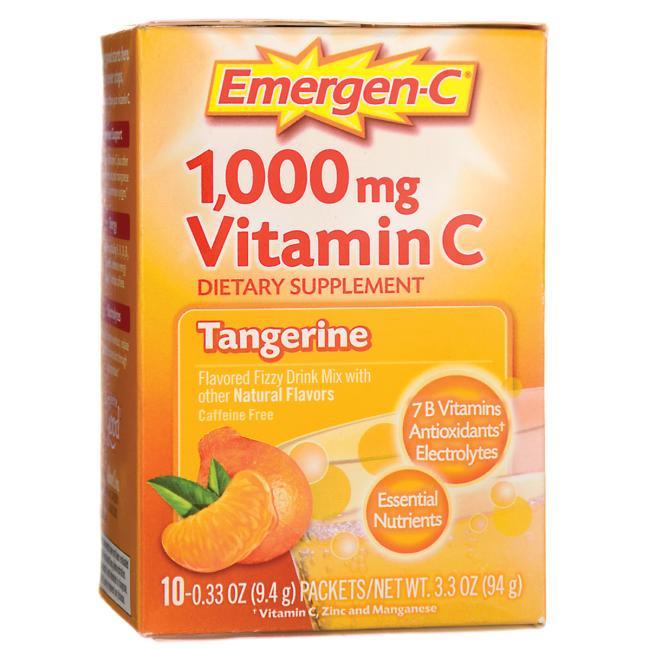 Emergen-C vitamin C