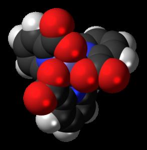 chromium picolinate model