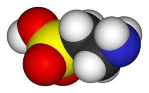 taurine blood sugar