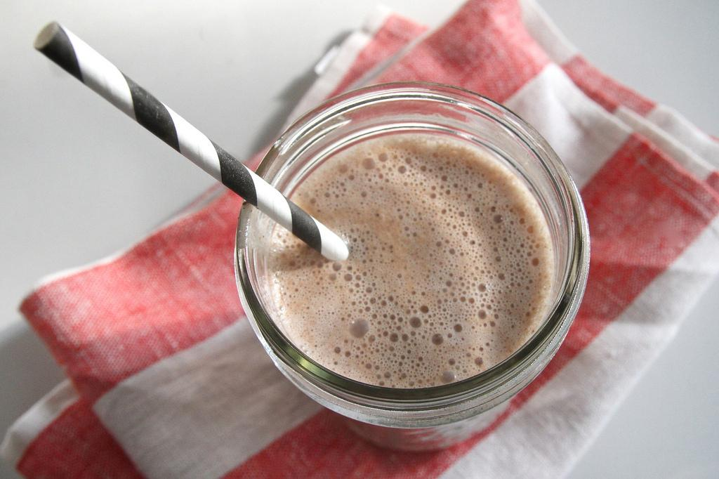 chocolate milk carb post workout